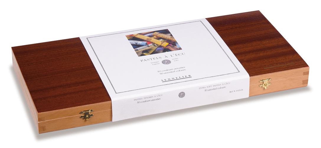 Luxusholzkästen für Pastelle n132124-coffpastecu50ferme