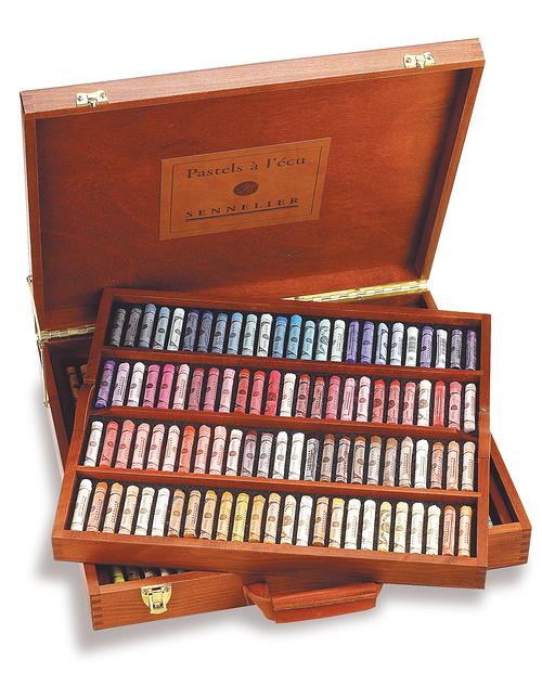 Luxusholzkästen für Pastelle n132142-coff175pastecu