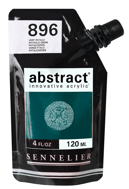 ABSTRACT ORIGINAL 896-abstract-vertphtalo-120ml