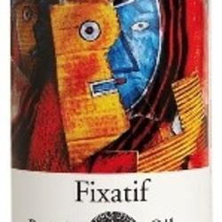 Fixativ für Ölpastelle